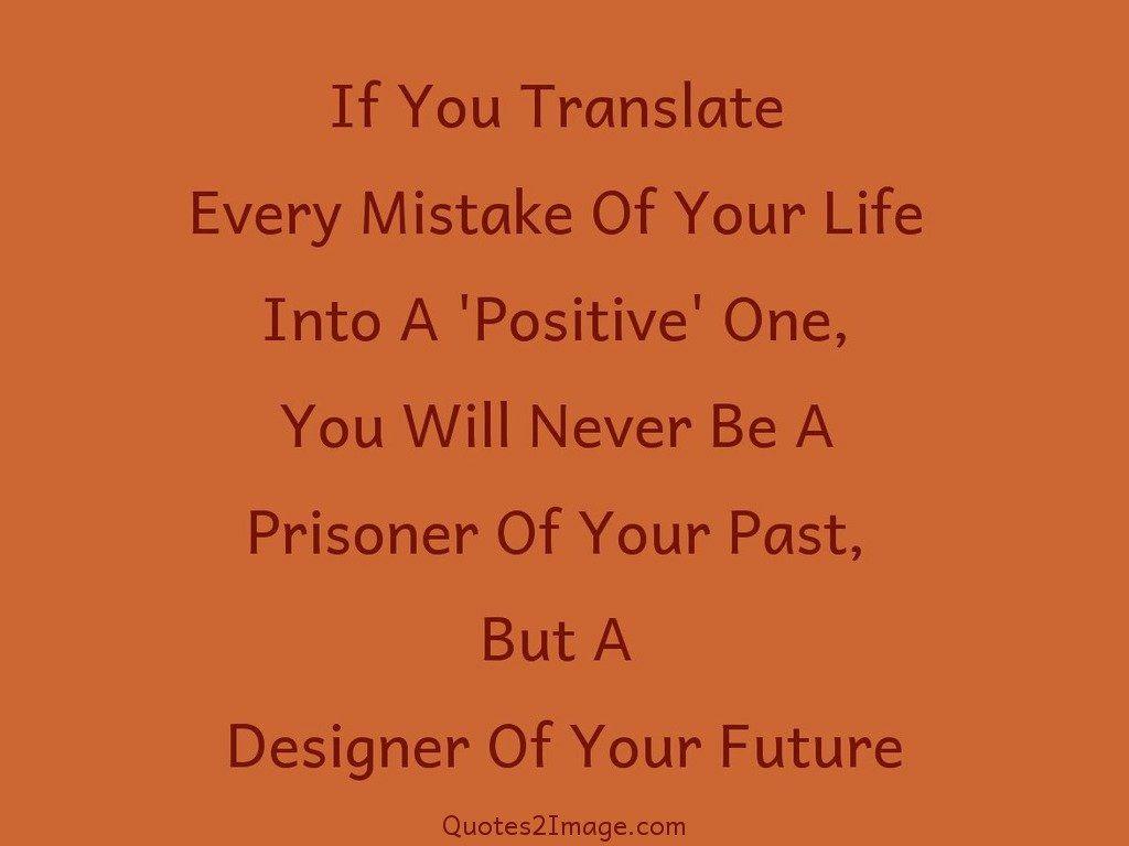 Designer Of Your Future
