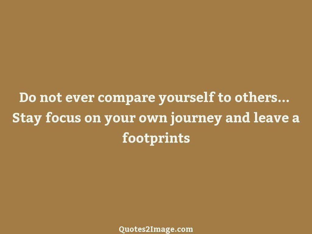 Journey and leave a footprints