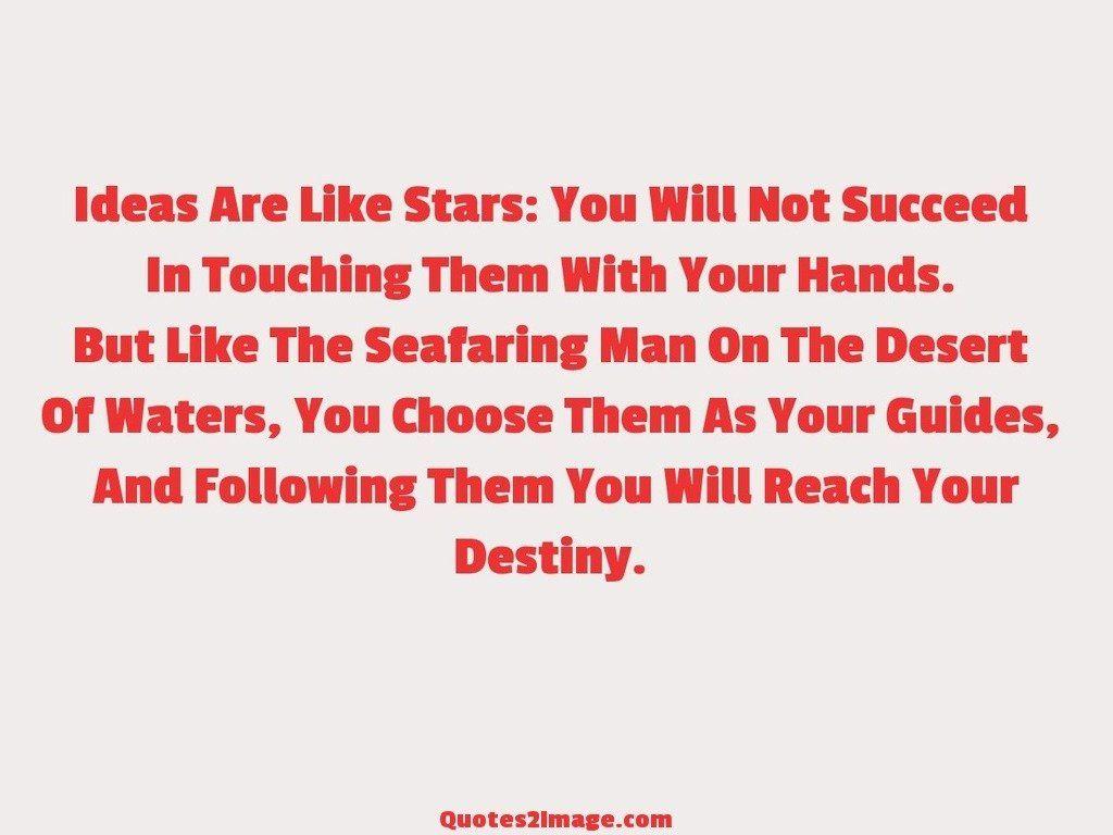 Reach Your Destiny