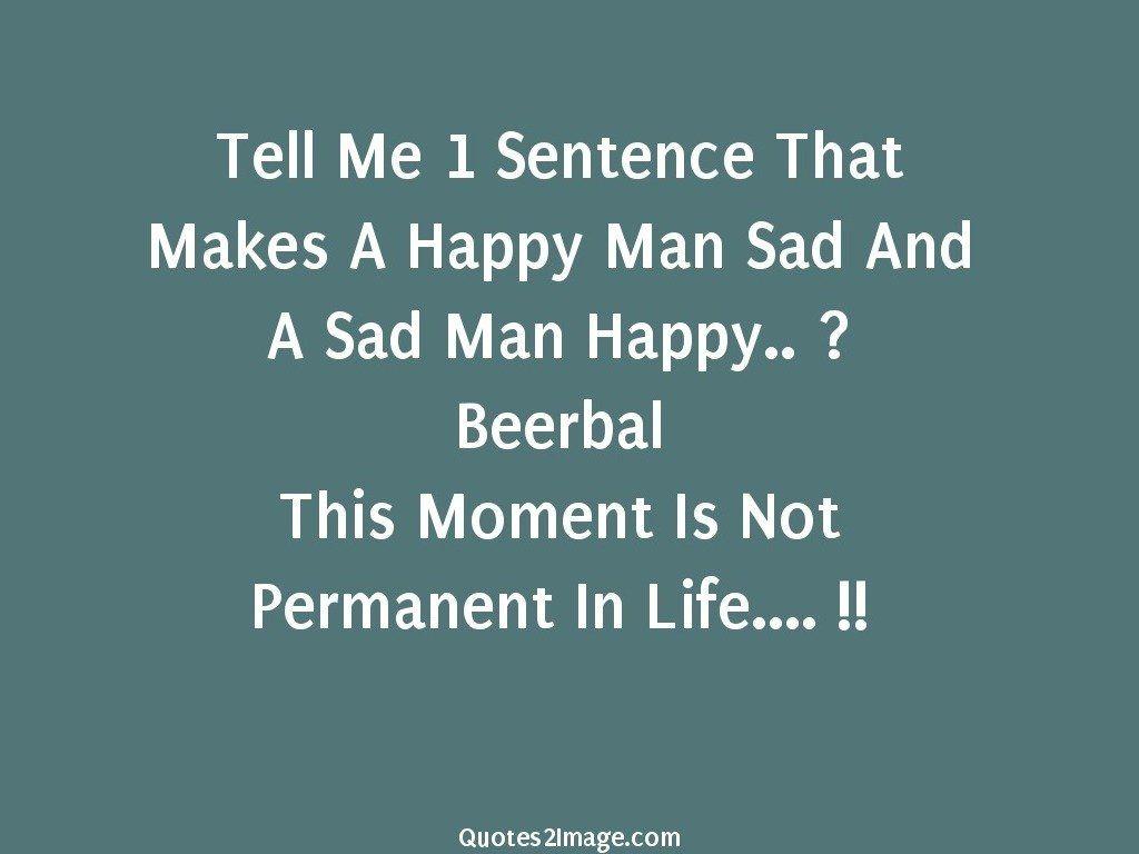 Tell Me 1 Sentence