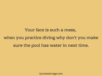 insult-quote-pool-water-time