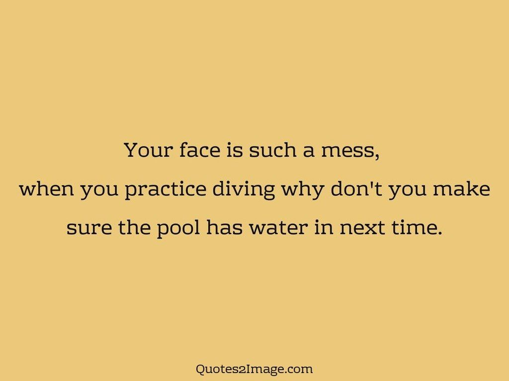 Pool has water in next time