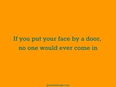 insult-quote-put-face-door