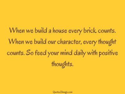 life-quote-build-house-every