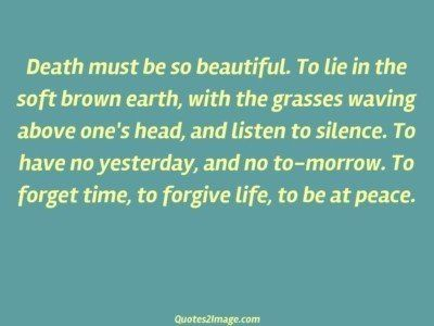 life-quote-death-beautiful
