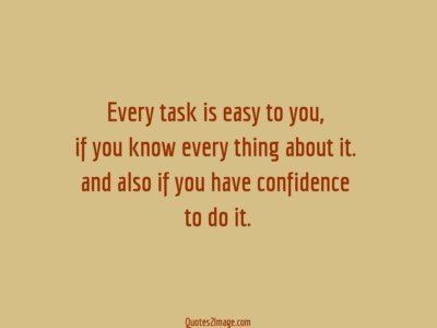 life-quote-every-task-easy