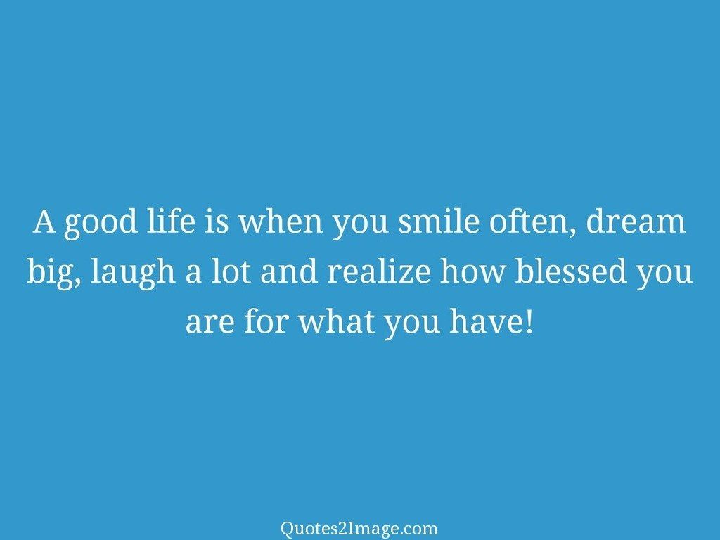 life-quote-good-life-smile