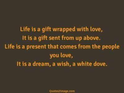 life-quote-life-gift-wrapped