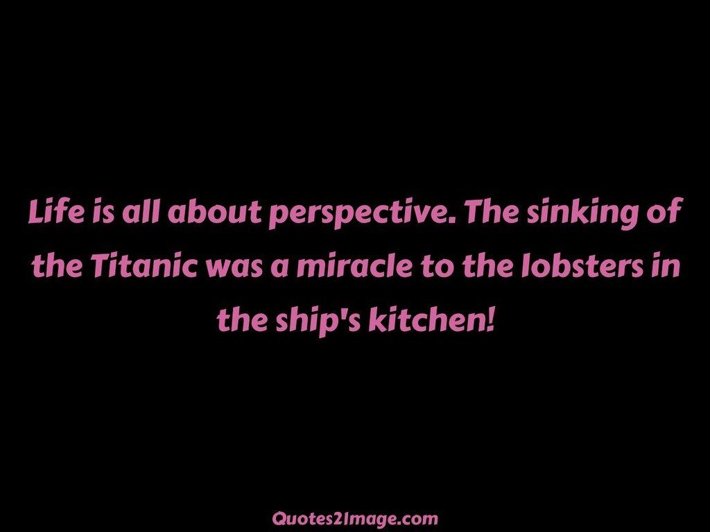 Lobsters in the ships kitchen