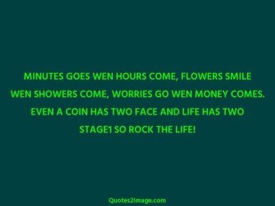 life-quote-minutes-goes-wen