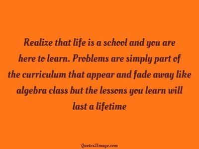 life-quote-realize-life-school