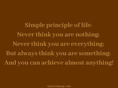 life-quote-simple-principle-life