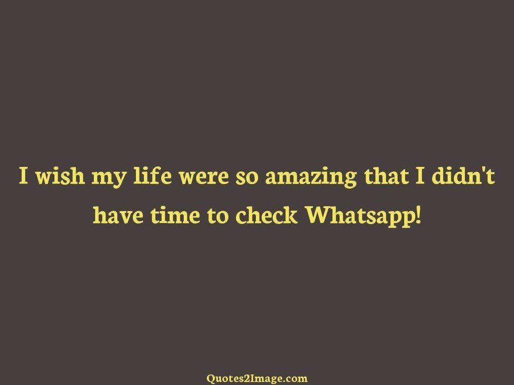 My Life Quotes I Wish My Life Were So Amazing  Life  Quotes 2 Image