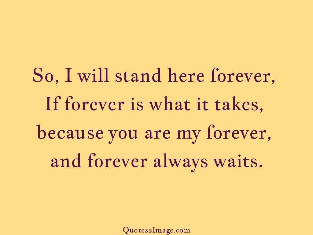 Always waits