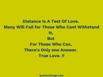 lovequotedistancetestlove