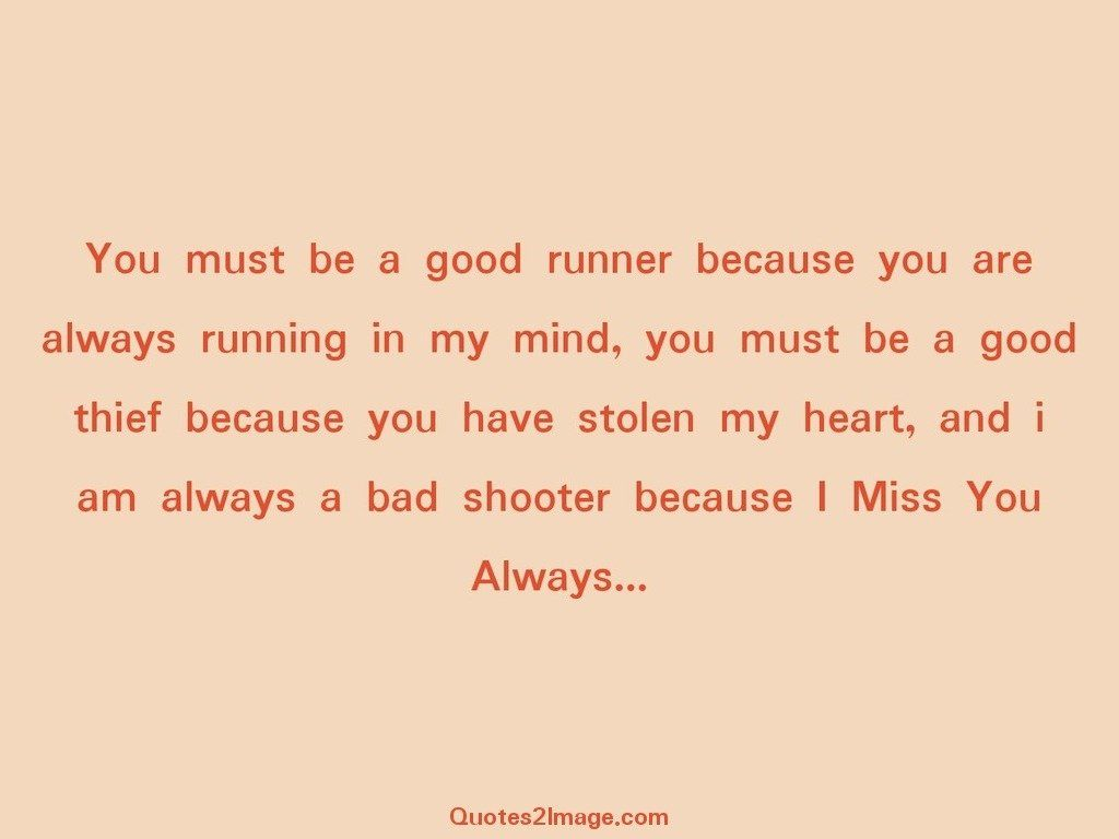 love-quote-good-runner-always