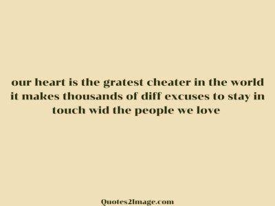 lovequoteheartgratestcheater