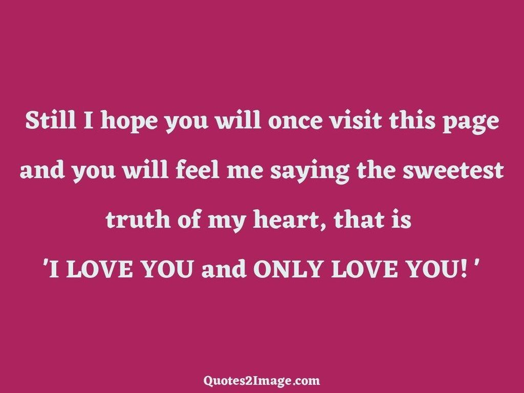lovequotehopeoncevisit