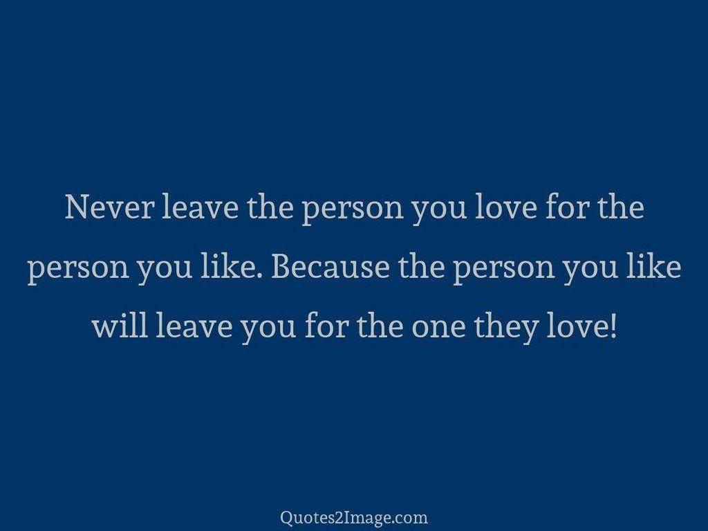 lovequoteleavepersonlove