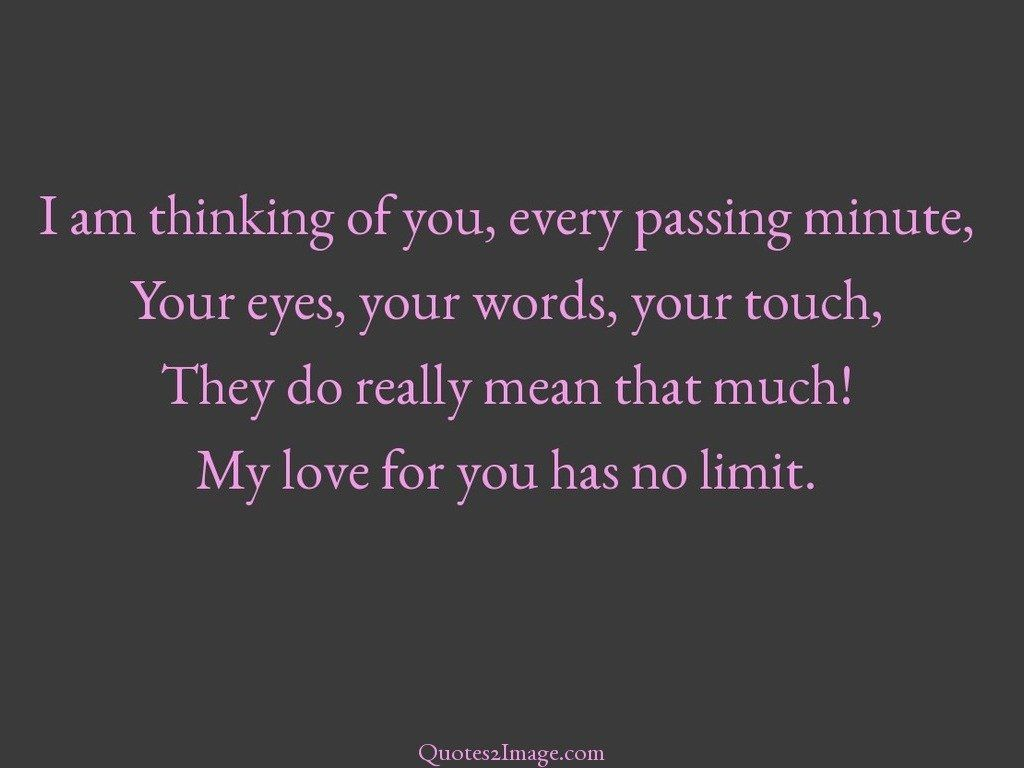 Love For You Has No Limit Love Quotes 2 Image