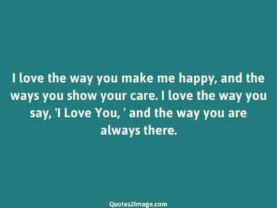 lovequotelovewaymake