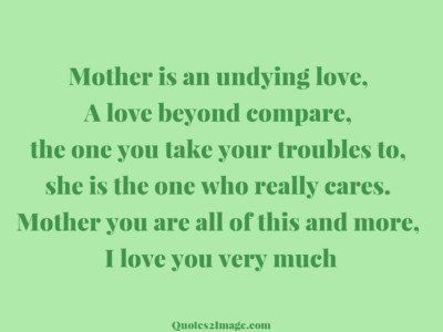 love-quote-mother-undying-love
