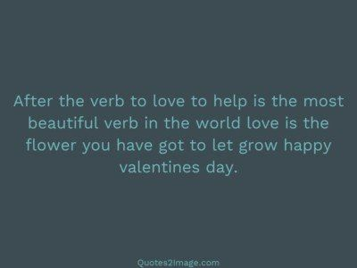 lovequoteverblovehelp