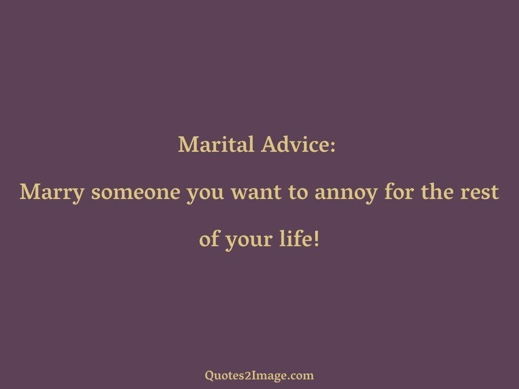 Annoy for the rest of your life