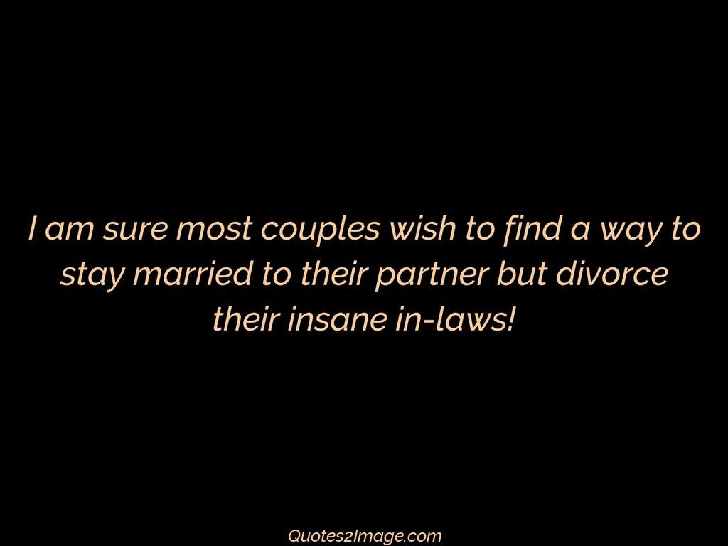 I am sure most couples wish