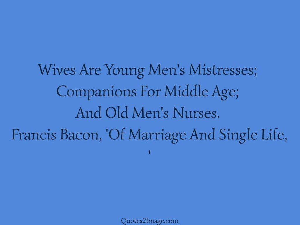 Wives Are Young