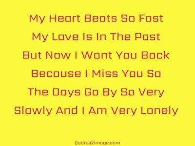 missingyouquoteheartbeatsfast