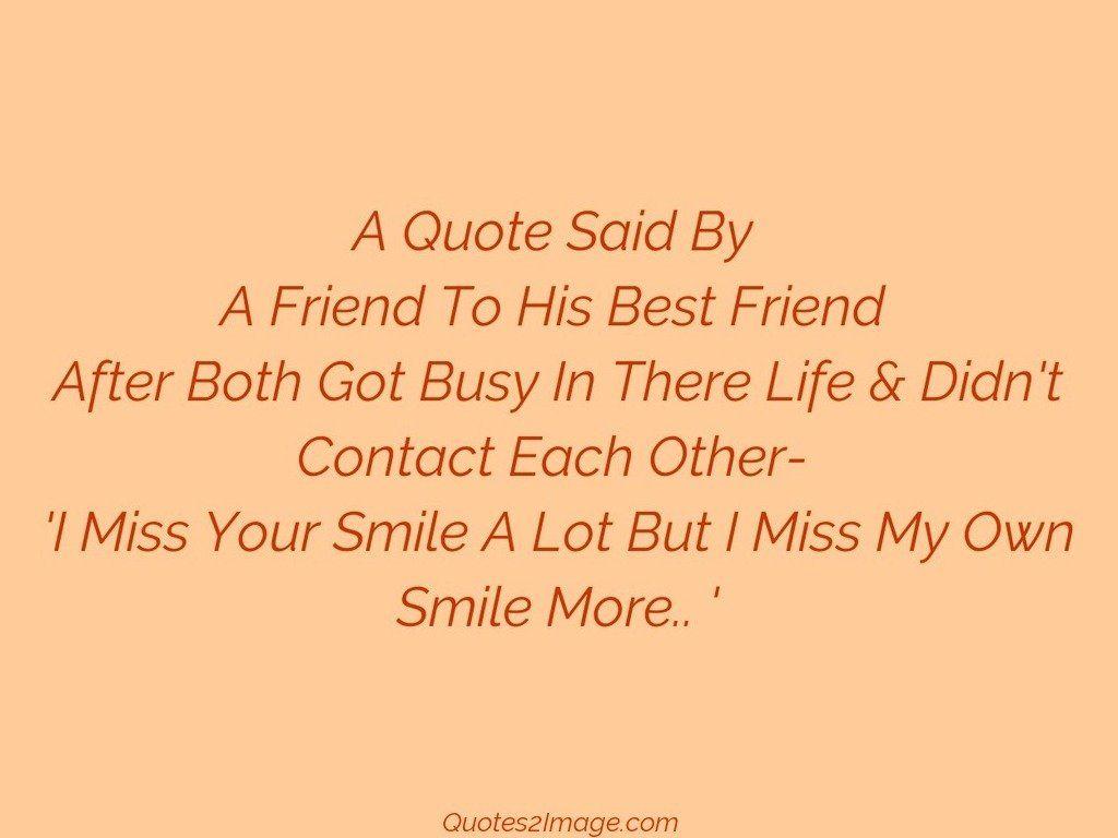 A Quote Said