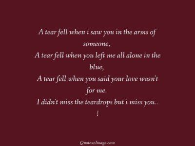 missing-you-quote-tear-fell-saw