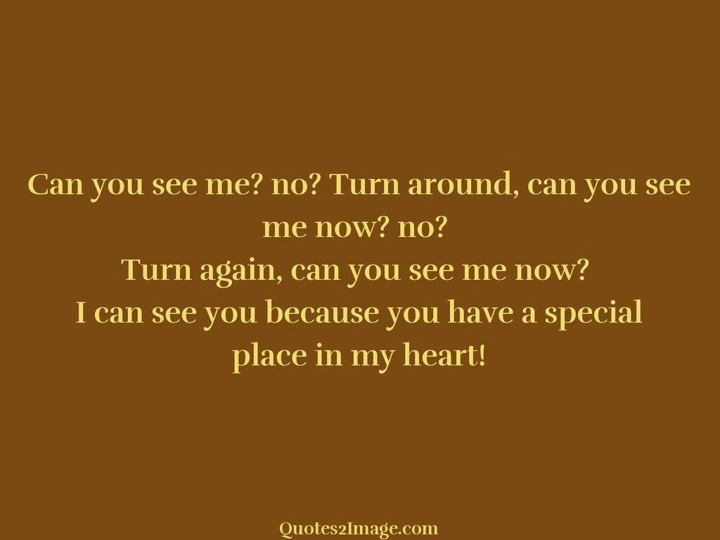 Special Place In My Heart Naughty Quotes 2 Image