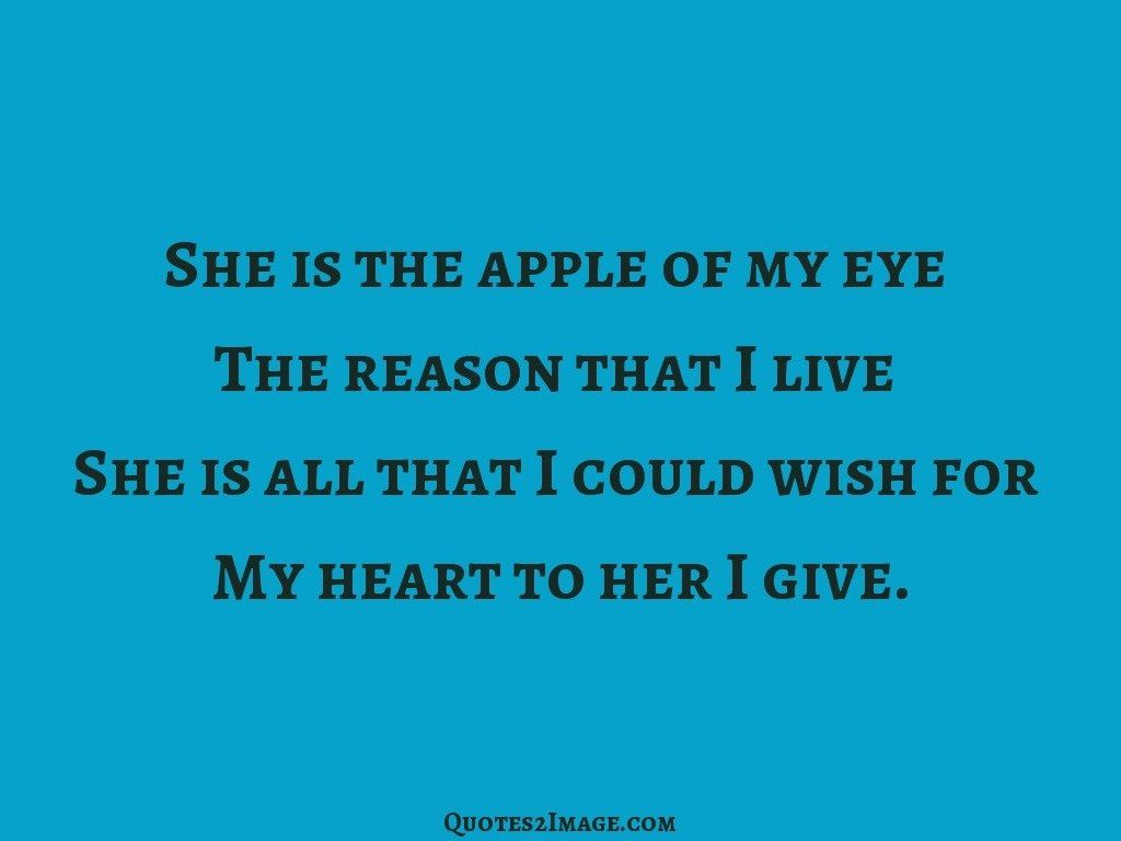 relationship-quote-apple-eye