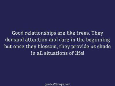 relationshipquotegoodrelationshipstrees