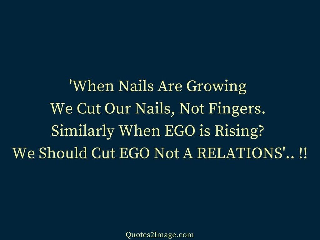 When Nails Are Growing