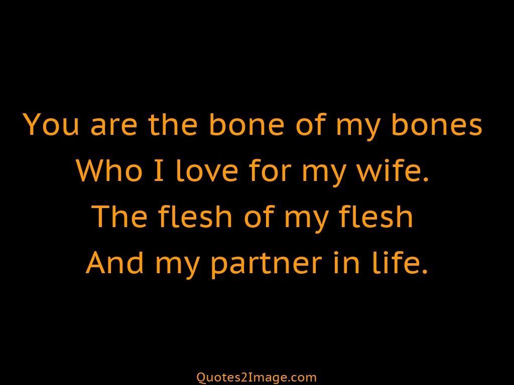 Partner in life