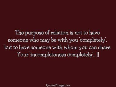 relationship-quote-purpose-relation