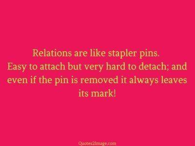 relationshipquoterelationsstaplerpins