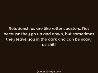 relationship-quote-relationships-roller-coasters