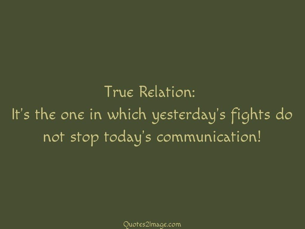 Stop today's communication