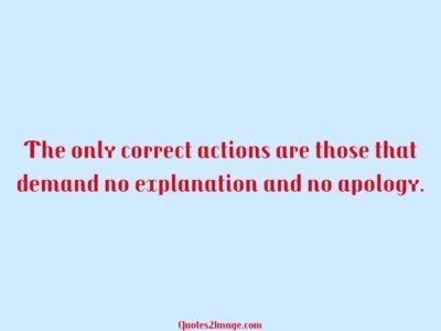 sorry-quote-correct-actions-demand