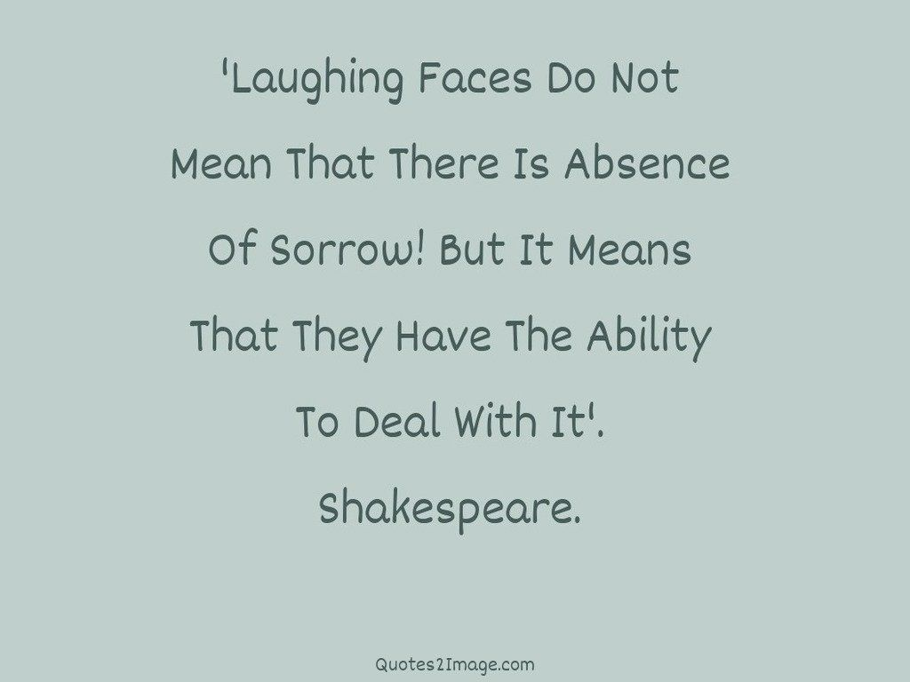 Laughing Faces